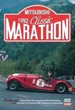 Classic Marathon Rally 1992 (New DVD) Moss Van Lennep Gammons McCartney Hall