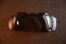 PolarLenz POLARIZED Brown Replacement Lens for-Oakley RadarLock XL sunglasses