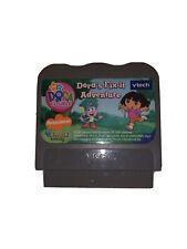 V-SMILE MOTION Vtech Juegos Cartucho-Dora 's Fix-It aventura en muy buena condición