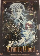 Trinity Blood Vol 1 dvd
