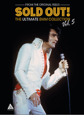 DOUBLE DVD ELVIS PRESLEY- SOLD OUT ! VOLUME 5 -8MM-  PREORDER / PRECOMMANDE