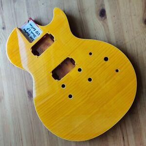 Guitar Body Epiphone LP Les Paul Special Lemon Drop Flame Top Slash LTD Edition