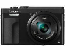 PANASONIC Lumix DC-TZ 91 EG-K Digitalkamera Schwarz 30x opt. Zoom, TFT-LCD, WLAN