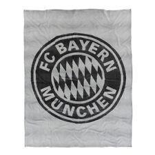 Kuscheldecke 150 x 200 cm Fleecedecke vom FC Bayern München 21745 FCB Fanartikel
