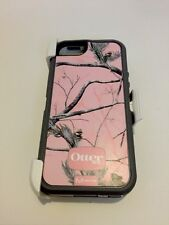 OtterBox Defender iPhone 5/5s RealTree Pink NEW!!!!!!!