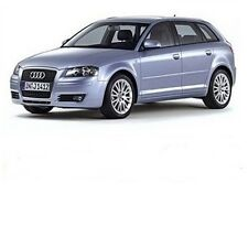 Audi A3 8P  Sportback 04-08 vorne Stoßstange SRA in Wunschfarbe lackiert, neu