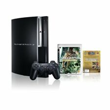 PlayStation 3 120GB Uncharted: Drake's Fortune Collection Includes Uncharted Vid