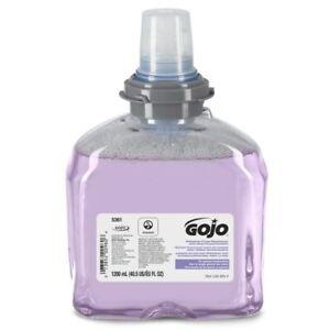 Foam Soap Refill, F/ TFX Disp, 1200ml, 2/CT, Cranberry Scent