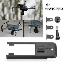 Action Camera GoPro Fixer Holder Mount Bracket Protective Kit For DJI Mavic Pro