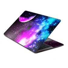 "Macbook Skins Wrap Galaxy Nebula Design 11"" 13"" 15"" Retina Pro models Sticker"