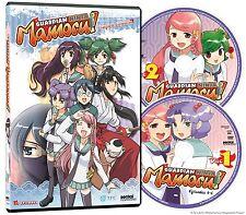 Guardian Ninja Mamoru . The Complete Series Collection . Anime . 2 DVD . NEU OVP