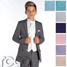 RAGAZZI Matrimonio Suit, page Boy Suit, Ragazzi Grigio Suit, Grigio Slim Fit Suit, Cravatta