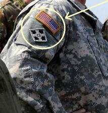 KANDAHAR WHACKER© KILLER ELITE INFIDEL ARMY 4th Infantry Division + US Flag (R)