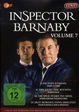 4 DVDs * INSPECTOR BARNABY - VOLUME 7 # NEU OVP &