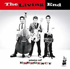 THE LIVING END State of Emergency CD