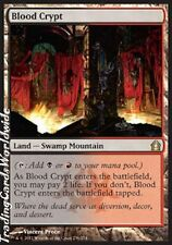 Blood Crypt // FOIL // Presque comme neuf // Return to Ravnica // Engl. // Magic the Gathering