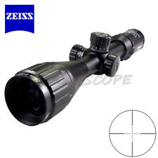 ZEISS 3-9X40 Tactical Rifle Scope Mil Dot Reticle Illuminated 20mm Mounts