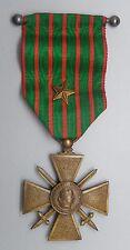 DECOM 019 - CROIX DE GUERRE 1914 - 1918