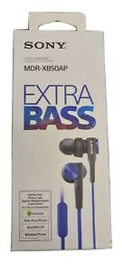 Sony MDR-XB50AP EXTRA BASS HANDS-FREE