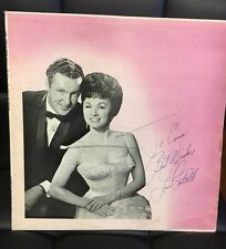 Don Glasser & Lois Costello Come Spend An Evening LP Vinyl Vocal Lounge Signed