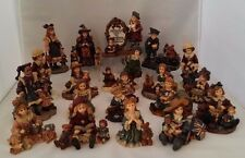 Lot Boyds Yesterday Child's Figurines from The Dollstone Collection (20 pcs)