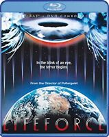Lifeforce [New Blu-ray] With DVD