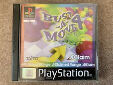 Bust A Move 4 - Sony Playstation PS1 Complete UK PAL