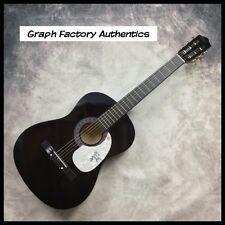 GFA Achy Breaky Heart * BILLY RAY CYRUS * Signed Acoustic Guitar AD1 COA