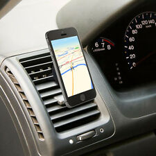 Universal Car Magnetic Air Vent Mount Clip Holder Dock For Cell Phone Tablet GPS