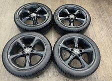 Genuine BMW 1 Series E81 E82 E87 E88 17 Inch Alloy Wheels With Tyres 6778219