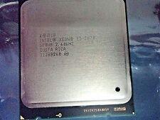 Intel® Xeon® Processor E5-2670 20M Cache, 2.60 GHz, 8.00 GT/s Intel® QPI 8 CORE