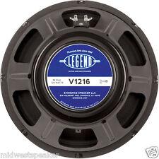 "Eminence Legend V1216 12"" Guitar Speaker 16 ohm - FREE SHIPPING!!!"