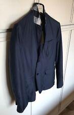 Giacca uomo BURBERRY BRIT blazer tg M blazer blue jacket coat