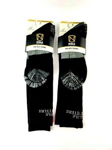 Noble Outfitters Best Dang Over The Calf Boot Sock Black Large