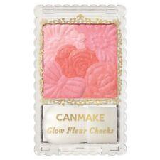 New CANMAKE Blushers Glow Fleur Cheeks 05 wedding Fleur 6.3g F/S