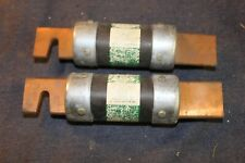2 FRN-R-400 fuse tested working