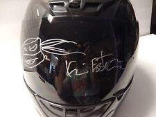 Kevin Eastman Signed Teenage Mutant Ninja Turtles TMNT Full Size Helmet COA