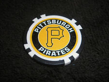 MLB PITTSBURGH PIRATES SOUVENIR COLLECTIBLE POKER CHIP