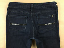 BUFFALO By David Bitton Womens Mid Rise Stretch Flare Jeans Tag 28 Actual 29x32