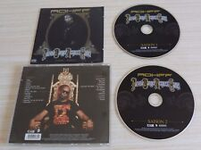 2 CD ALBUM RAP FRANCAIS POUVOIR DANGER RESPECT & GAME ROHFF 26 TITRES 2013