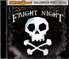 Drew's Famous FRIGHT NIGHT HALLOWEEN PARTY MUSIC & BONE CHILLING SOUND EFFECTS!