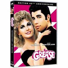 "DVD ""Grease"" - John Travolta, Olivia Newton-John  NEUF SOUS BLISTER"