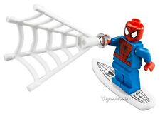 LEGO SUPER HEROES MARVEL - MINIFIGURA SPIDER-MAN SET 76059 - ORIGINAL MINIFIGURE