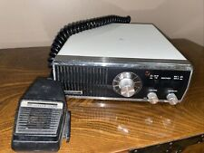 Vintage Ray Jefferson Model 1025 Vhf/Fm Marine Radio w/ Vhf Mic - Untested