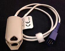Marca NUEVO SENSOR De 9 Pines SPO2 compatible con Lifepak 12-empresa del Reino Unido