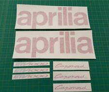 Aprilia ETV 1000 Caponord decals stickers Graphics Set VRS aventure