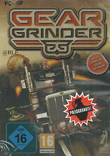 PC DVD + Gear Grinder + Arcade Racing + Shooter + Action + trucks + a partir de 16