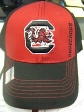 South Carolina Gamecocks embroid hat red/black 100% Cotton New