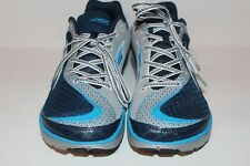 Altra Instinct 3.5 Running Shoes Blue / Silver Men's size 10 Us