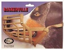 Baskerville Muzzle Plastic Dog Muzzle  For Training Adjustable Various Sizes